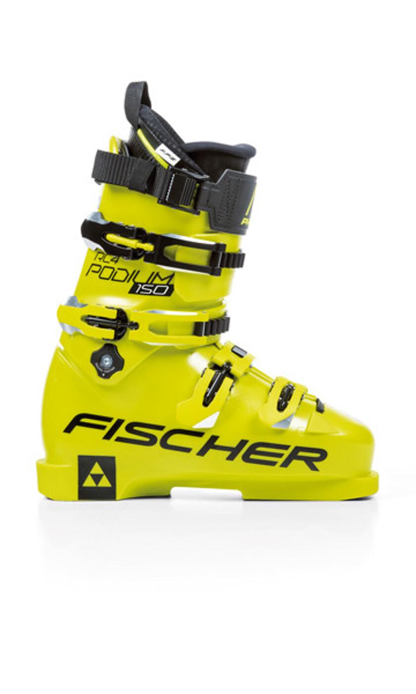 FISCHER RC 4 PODIUM 150 YELLOW/YELLOW - Herren