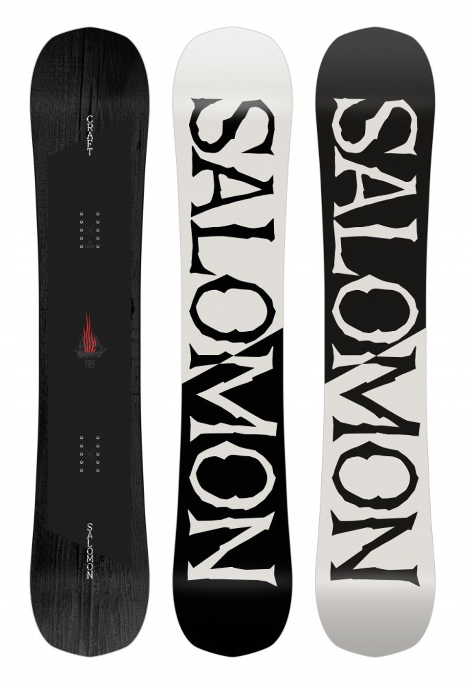 SALOMON SNOWBOARD CRAFT 158