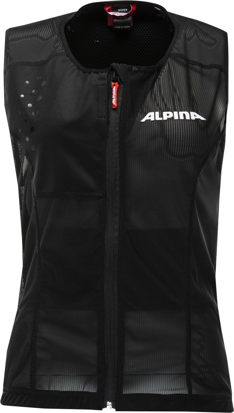 ALPINA PROSHIELD WOMEN Vest black L