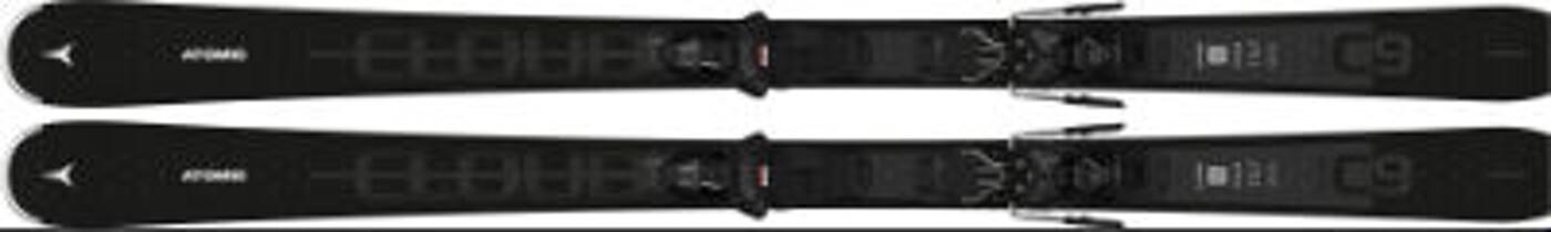 ATOMIC CLOUD 9 + M 10 GW Black