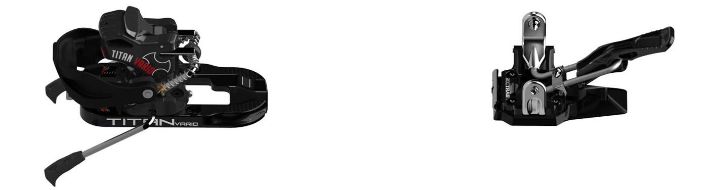 SKITRAB Titan Vario 2 +Stopper