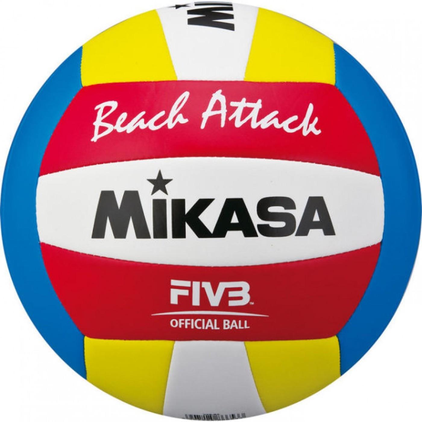 MIKASA VXS BEACH ATTACK