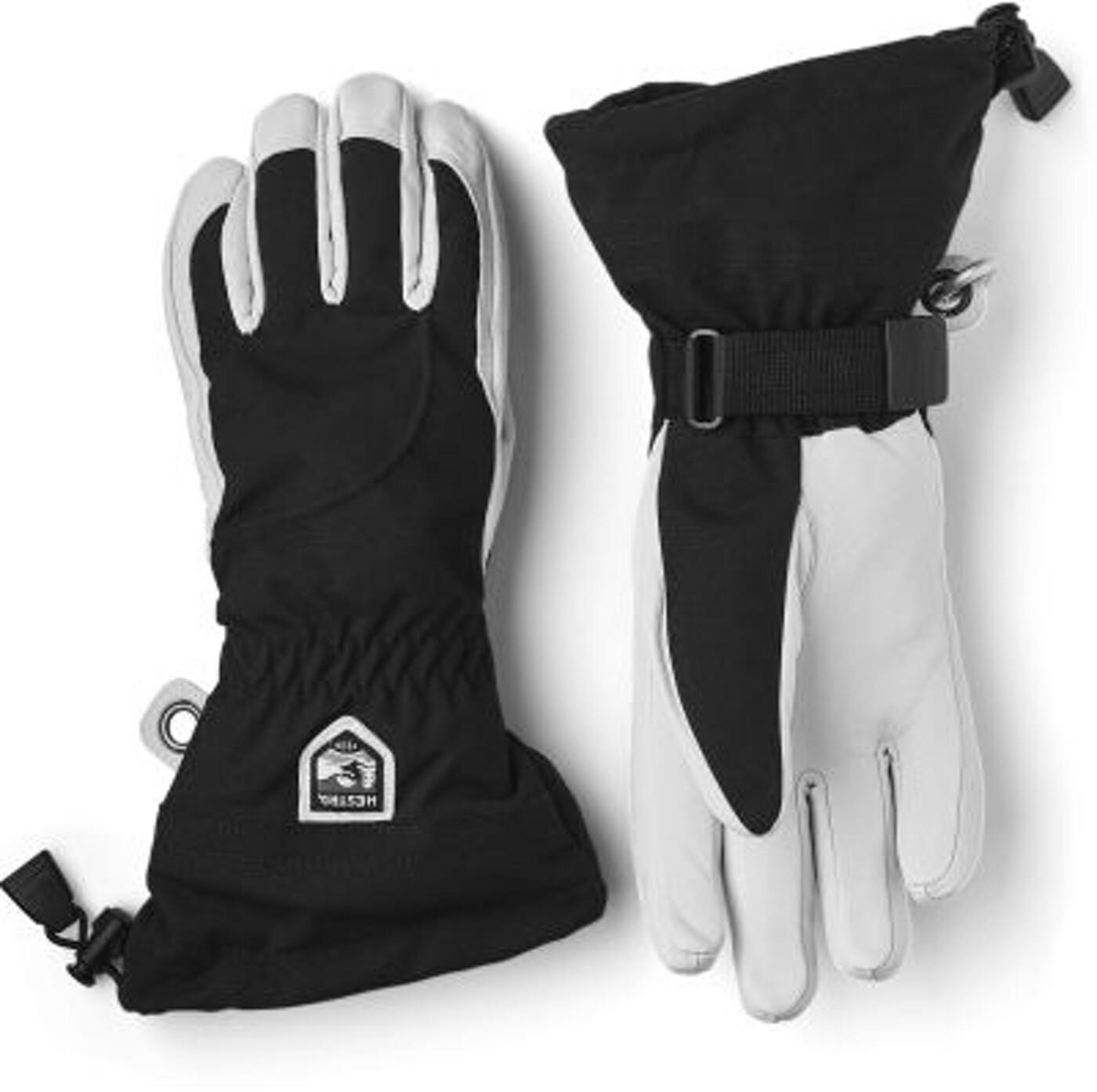 HESTRA Army Leather Heli Ski 5Finger D - Damen