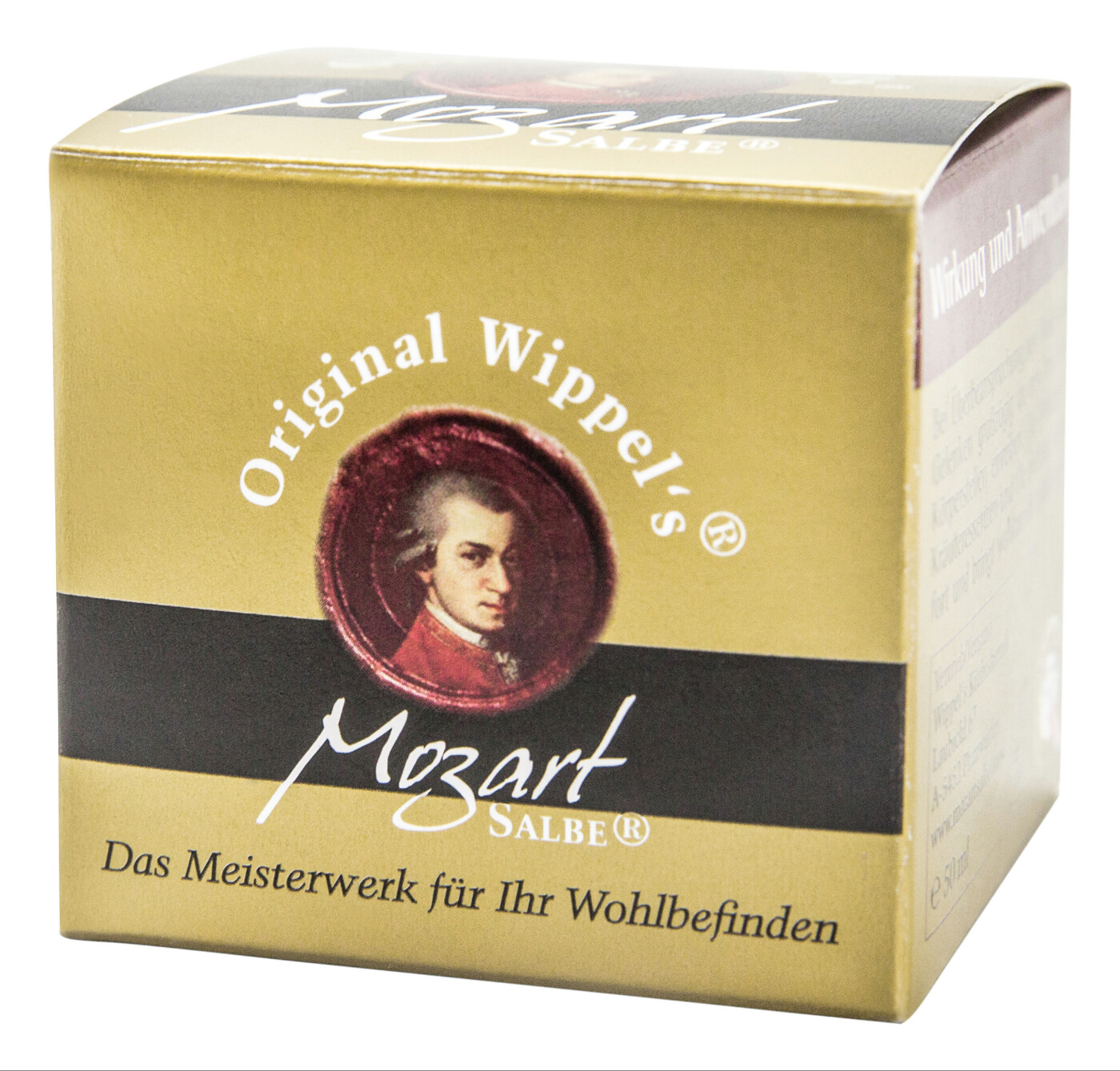original Wippel`s Mozartsalbe