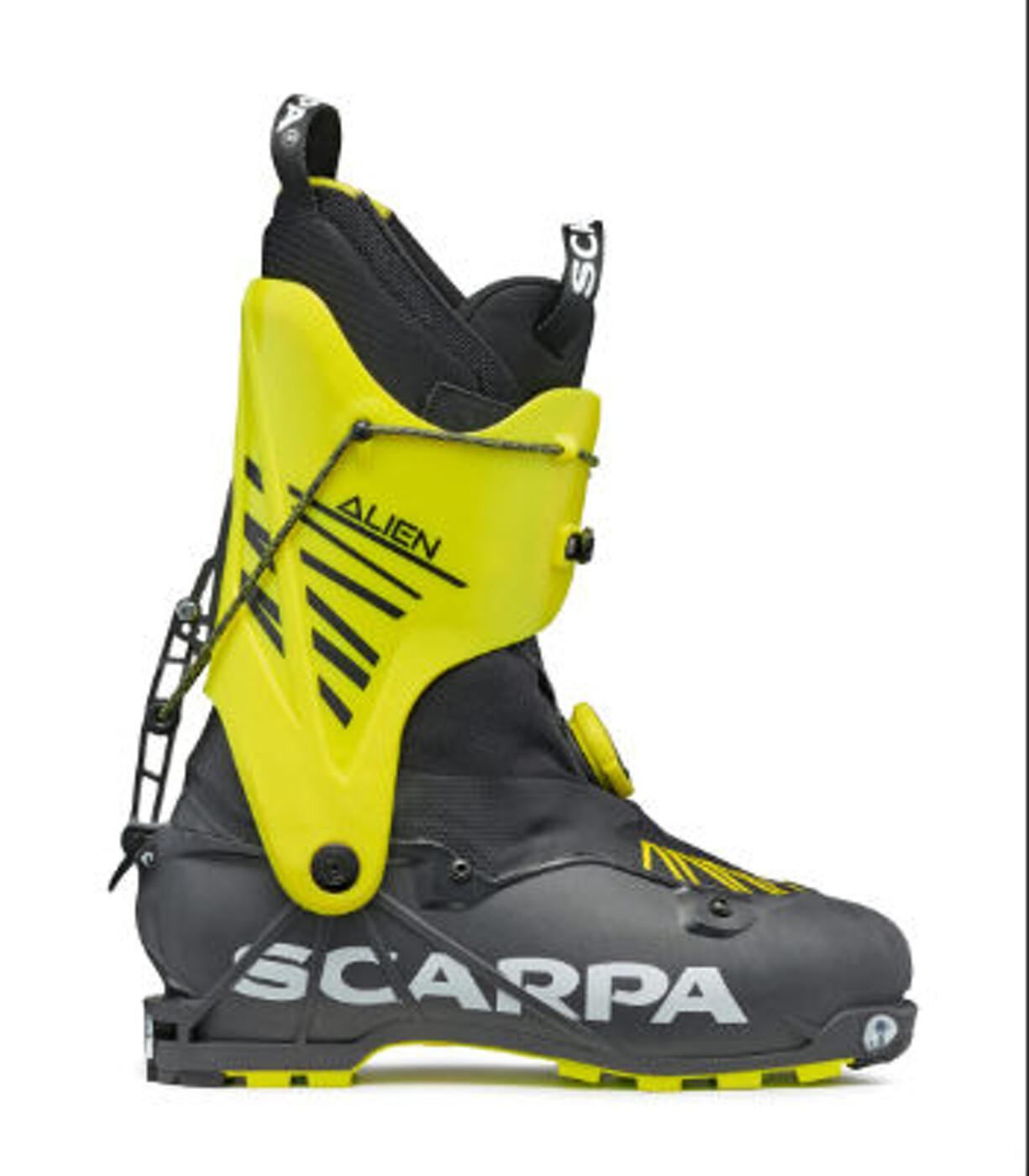 SCARPA Alien Skitourenschuh - Herren