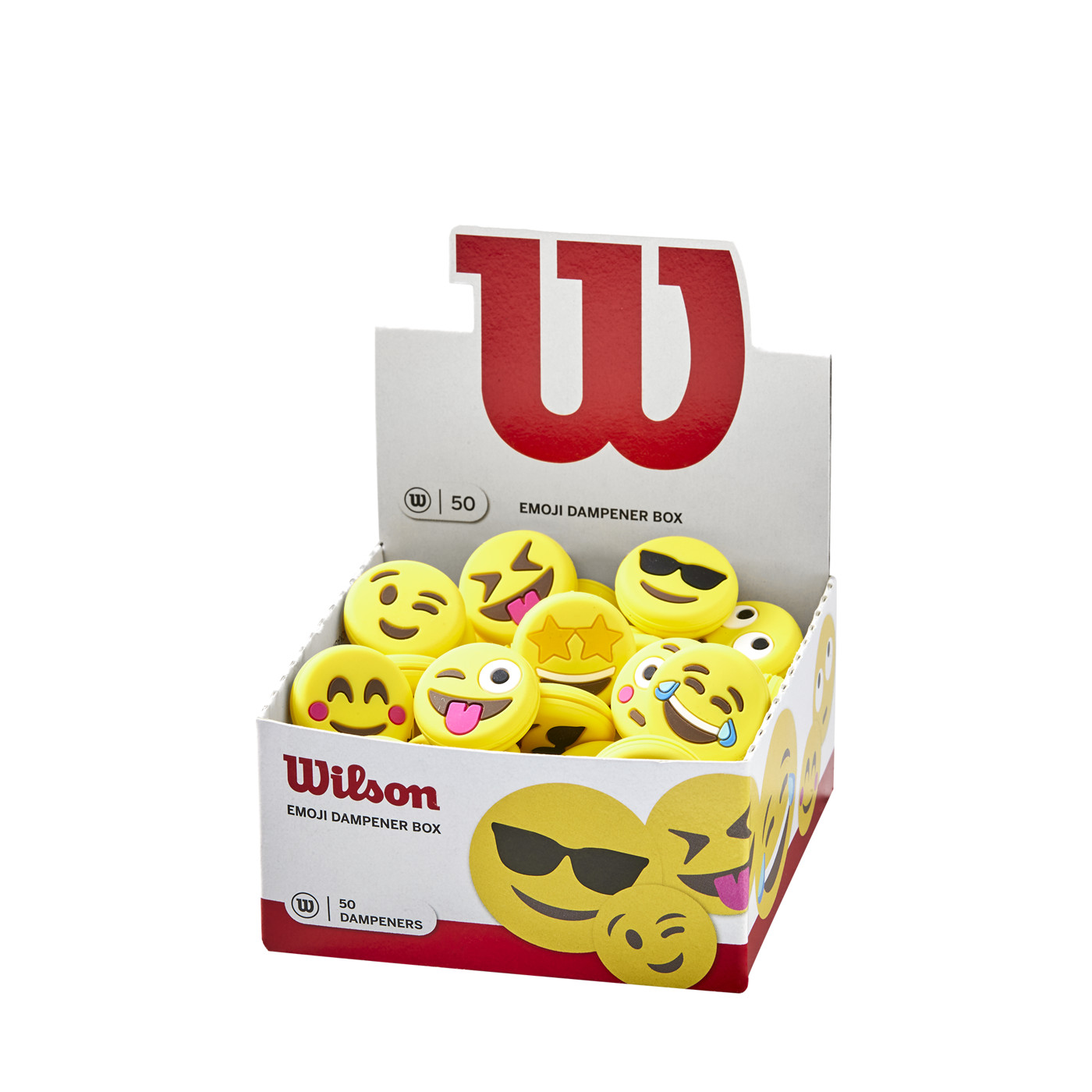 WILSON EMOJI DAMPENER BOX