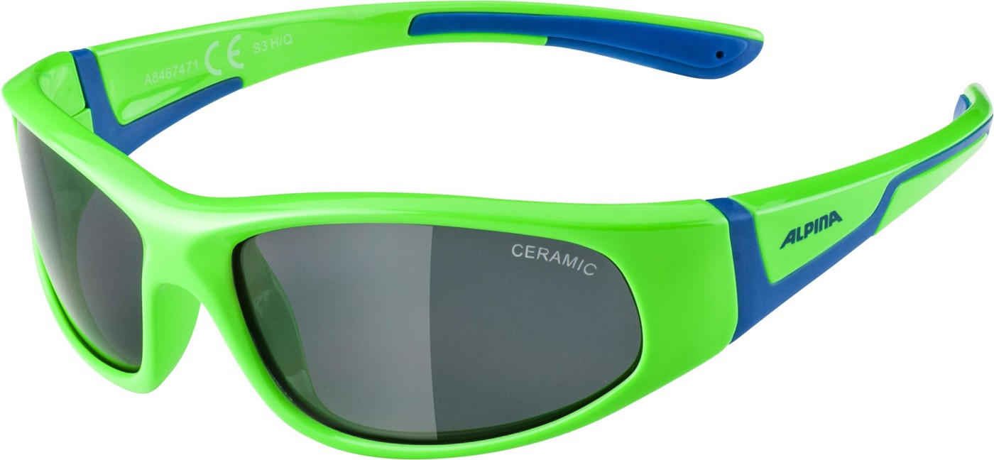 ALPINA Flexxy Junior n'green-blue C
