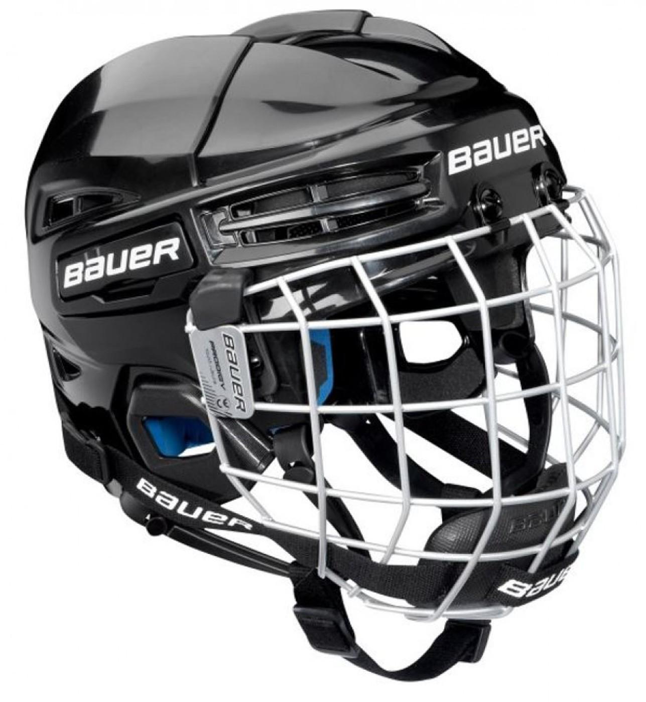 BAUER PRODIGY Helmet Combo YTH - Kinder