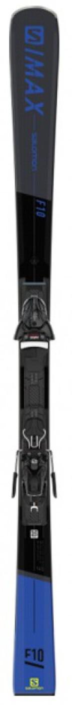 SALOMON E S/MAX F10 + Z10 GW