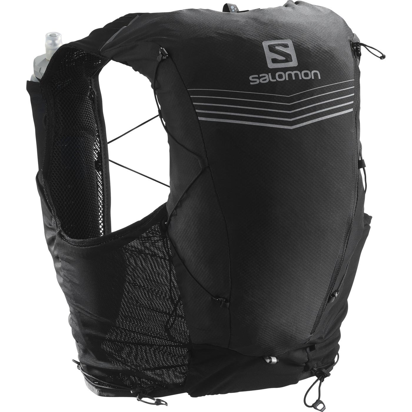 SALOMON ADV SKIN 12 SET Black S