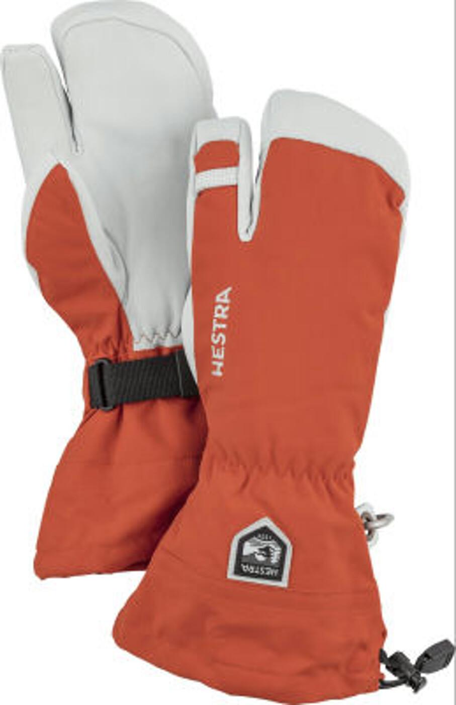 HESTRA Army Leather Heli Ski 3Finger - Herren