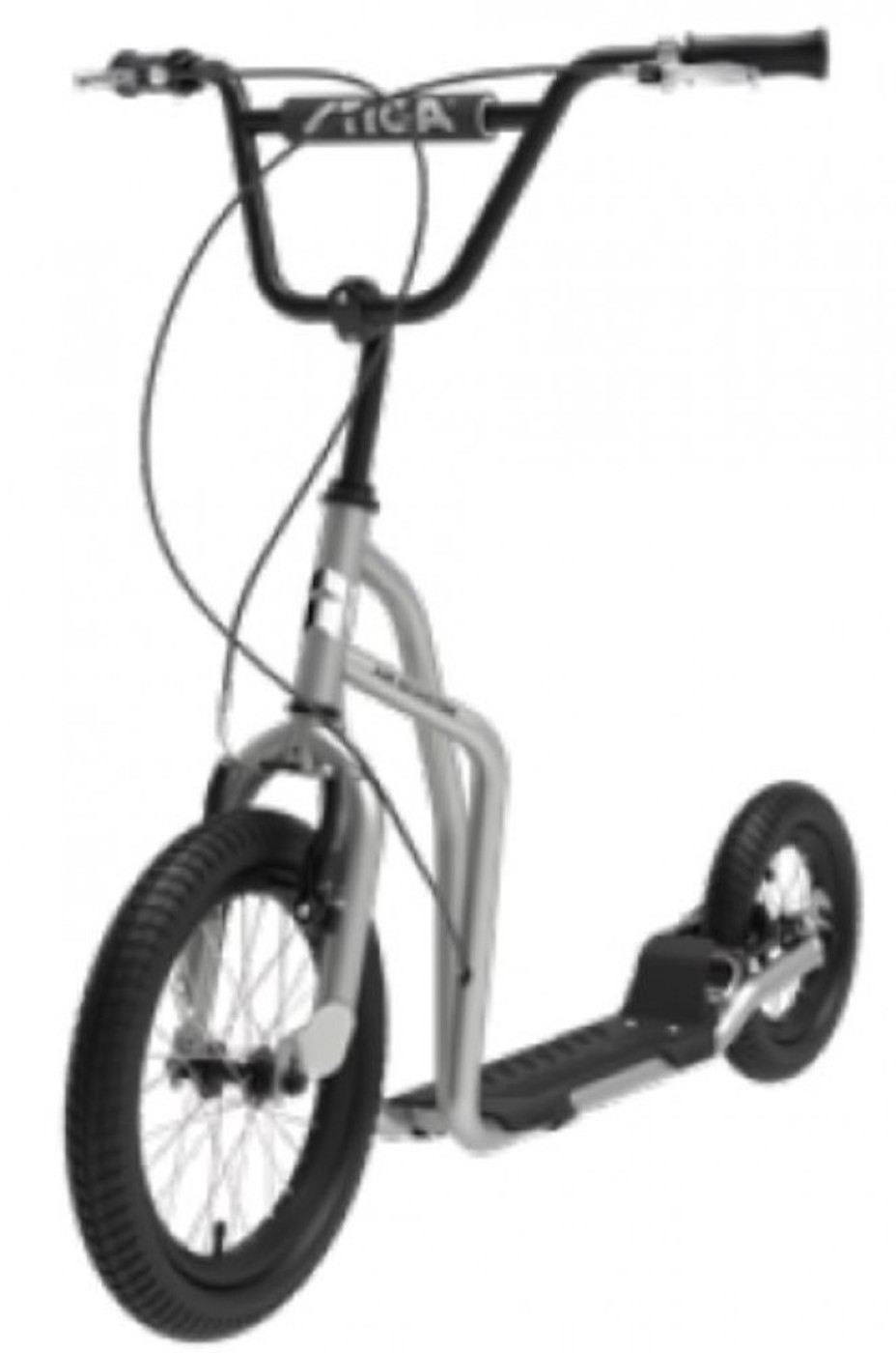 STIGA Air Scooter 16 - Kinder