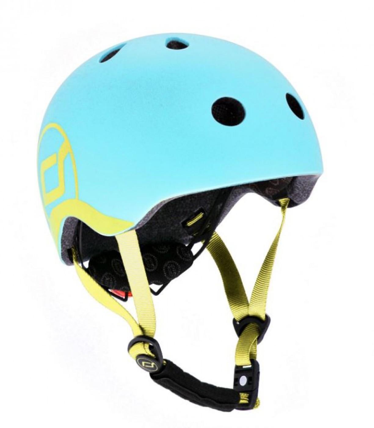 SCOOT & RIDE Helmet - Kinder