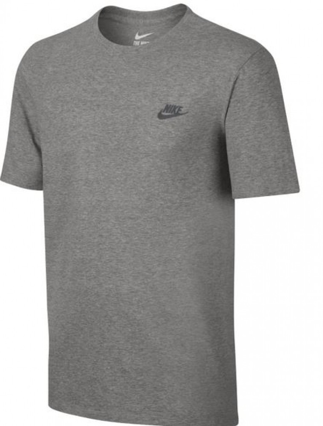 NIKE M NSW TEE CLUB EMBRD FTRA - Herren