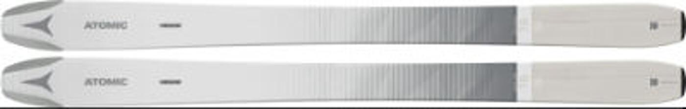 ATOMIC BACKLAND WMN 78 + SKIN 78/80 White/Light