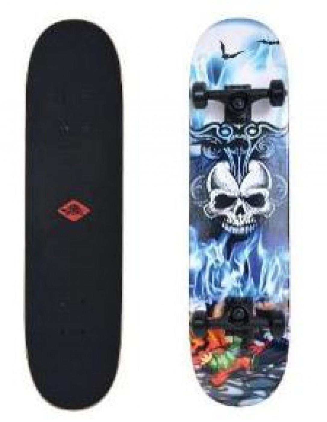 """SCHILDKRÖT Skateboard GRINDER 31"""""""