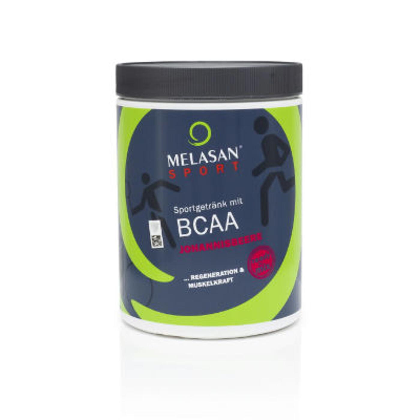 MELASAN Sportgetränk BCAA