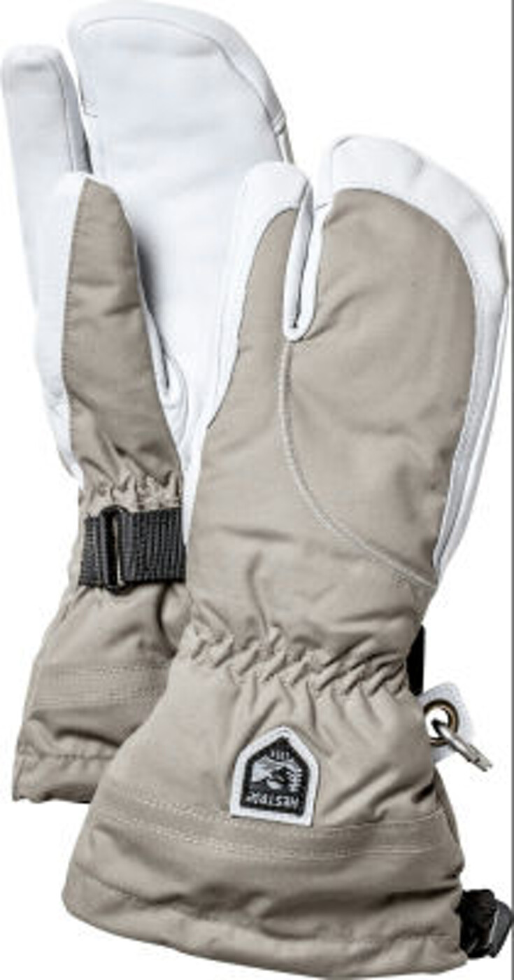 HESTRA Army Leather Heli Ski 3Finger D - Damen