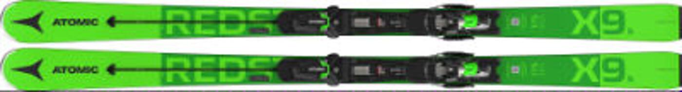 ATOMIC REDSTER X9 S + X 12 GW Green