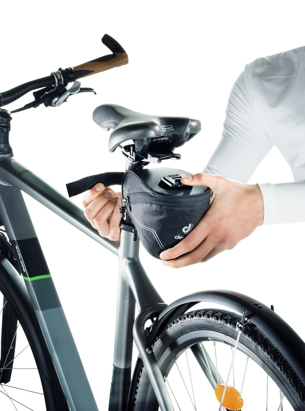 DEUTER Bike Bag III