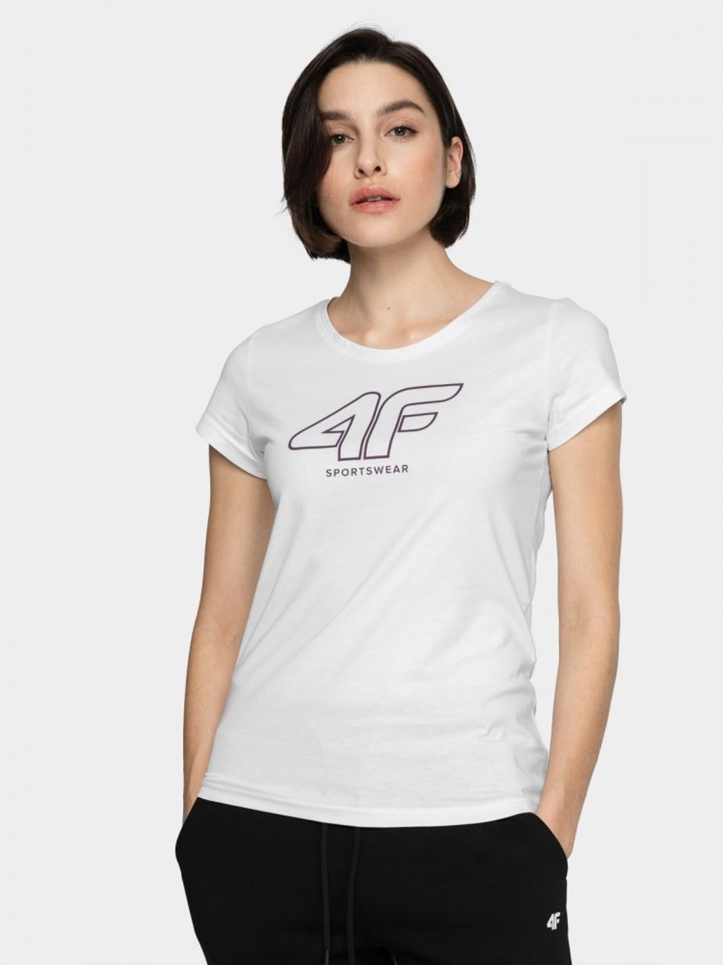4F T-SHIRT TSD015 - Damen