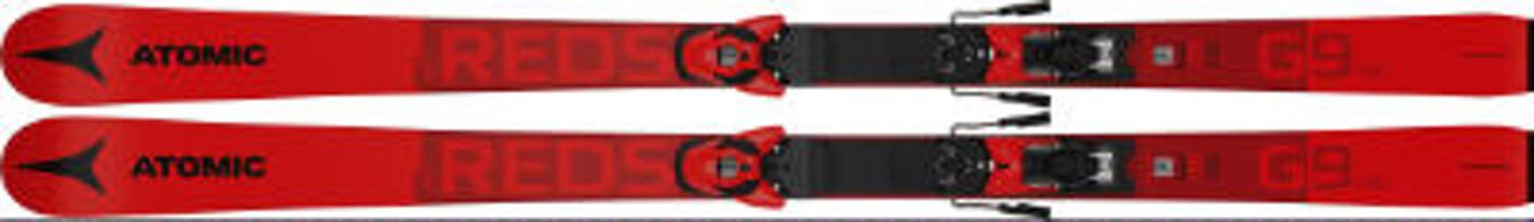 ATOMIC REDSTER G9 FIS J-RP² + COLT 10 Red