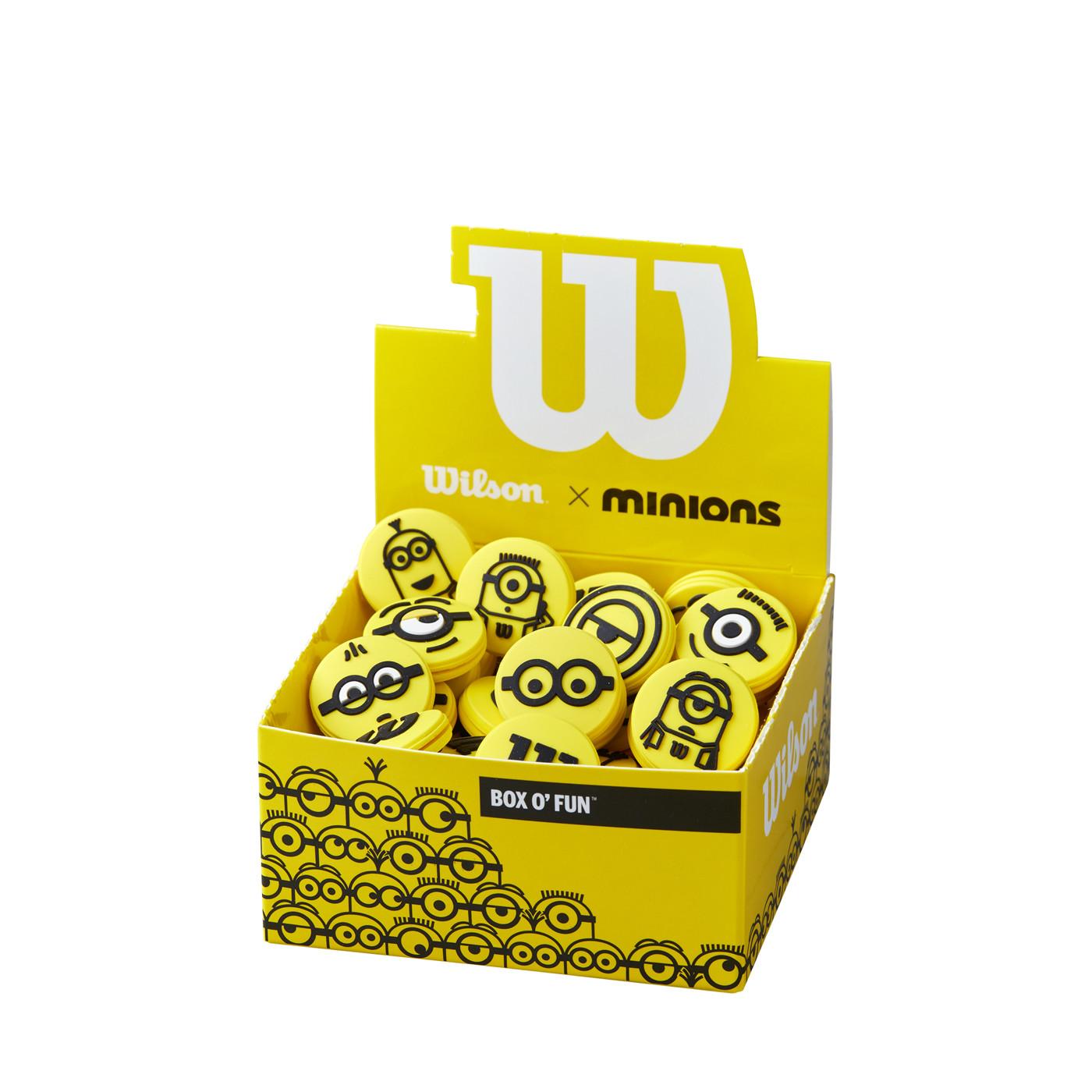 WILSON MINIONS VIBRATION DAMPENER BOX
