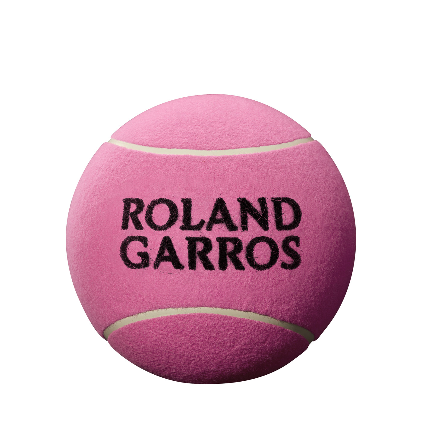 WILSON ROLAND GARROS 9 JUMBO TBALL PK DEFL