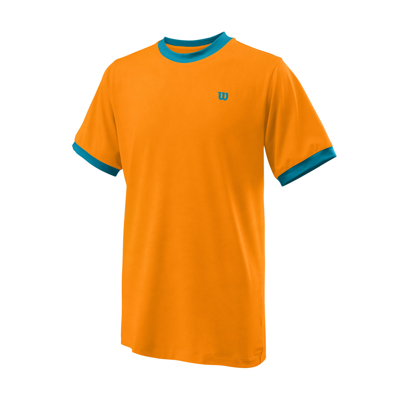 WILSON B COMPETITION CREW Koi Orange LG - Kinder
