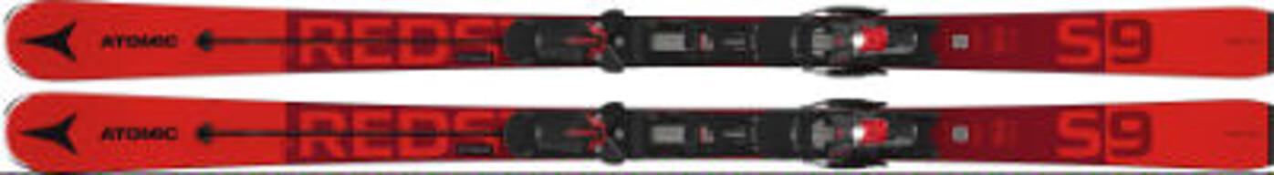 ATOMIC REDSTER S9 + X 12 GW Red