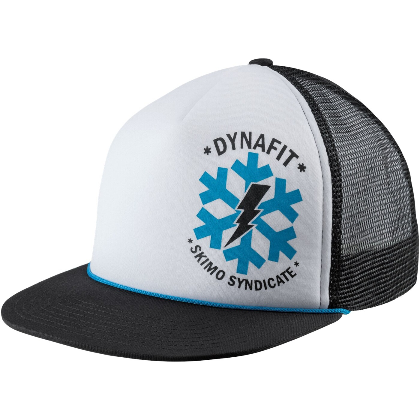 DYNAFIT GRAPHIC TRUCKER CAP - Herren
