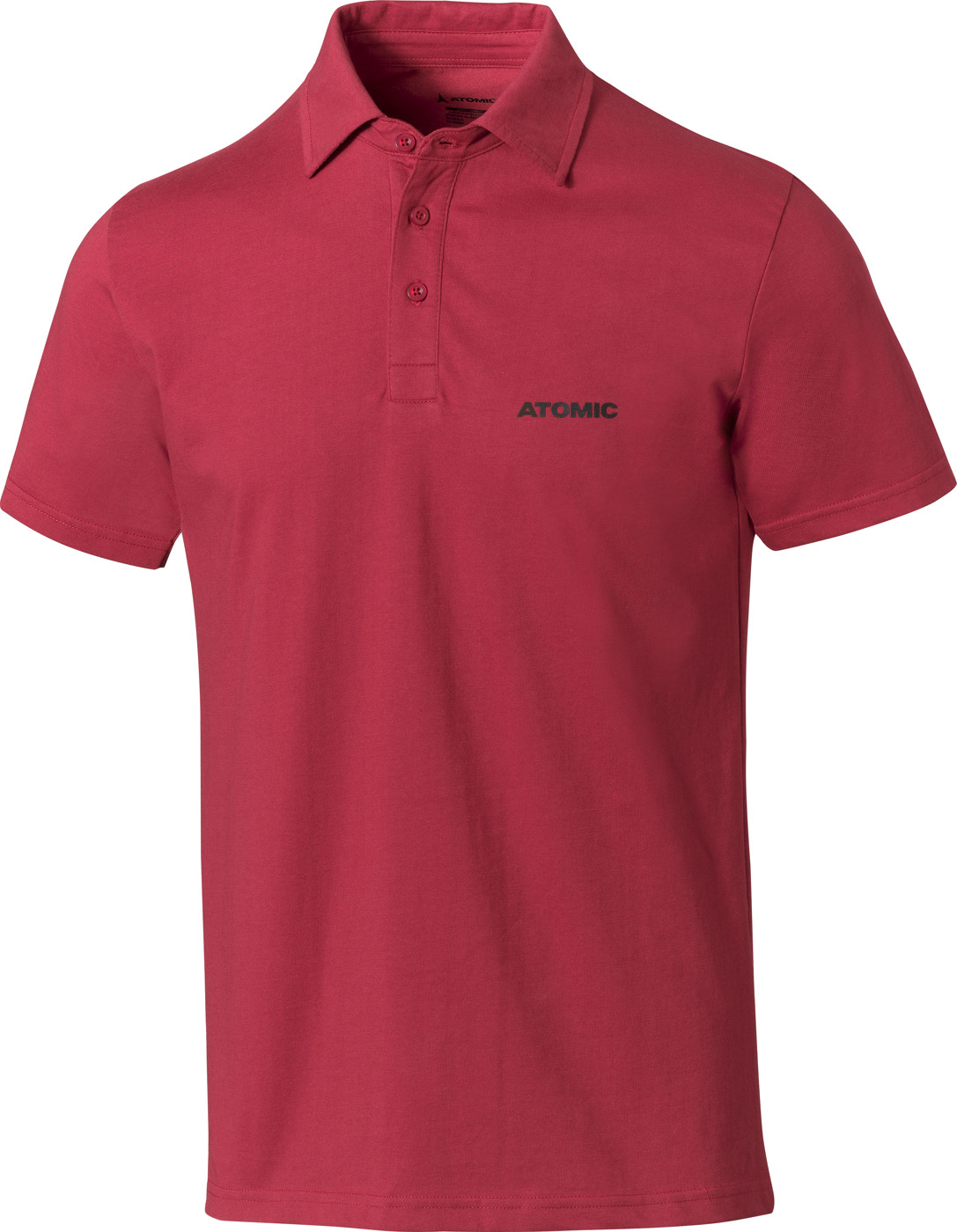 ATOMIC POLO-SHIRT Rio Red 2XL - Herren