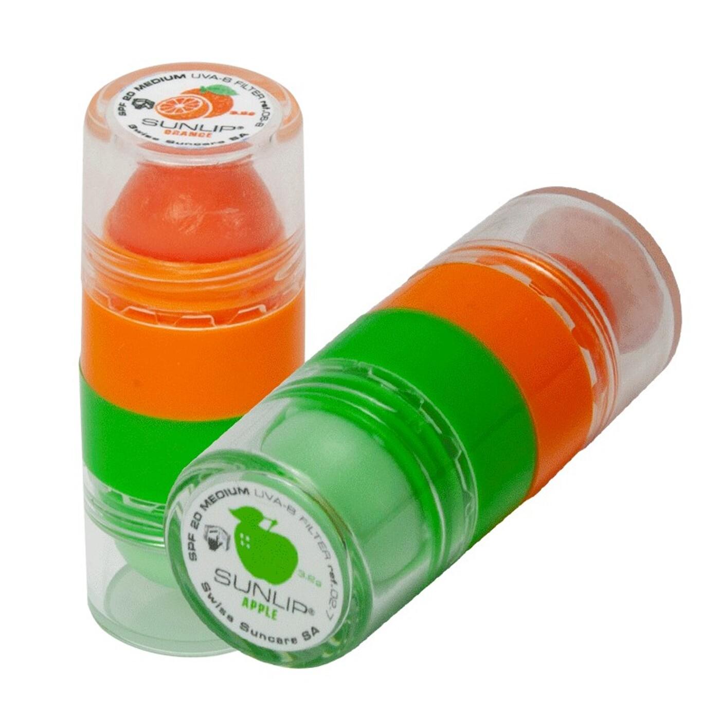 BELSUN Sunlip Duo Apfel/Orange