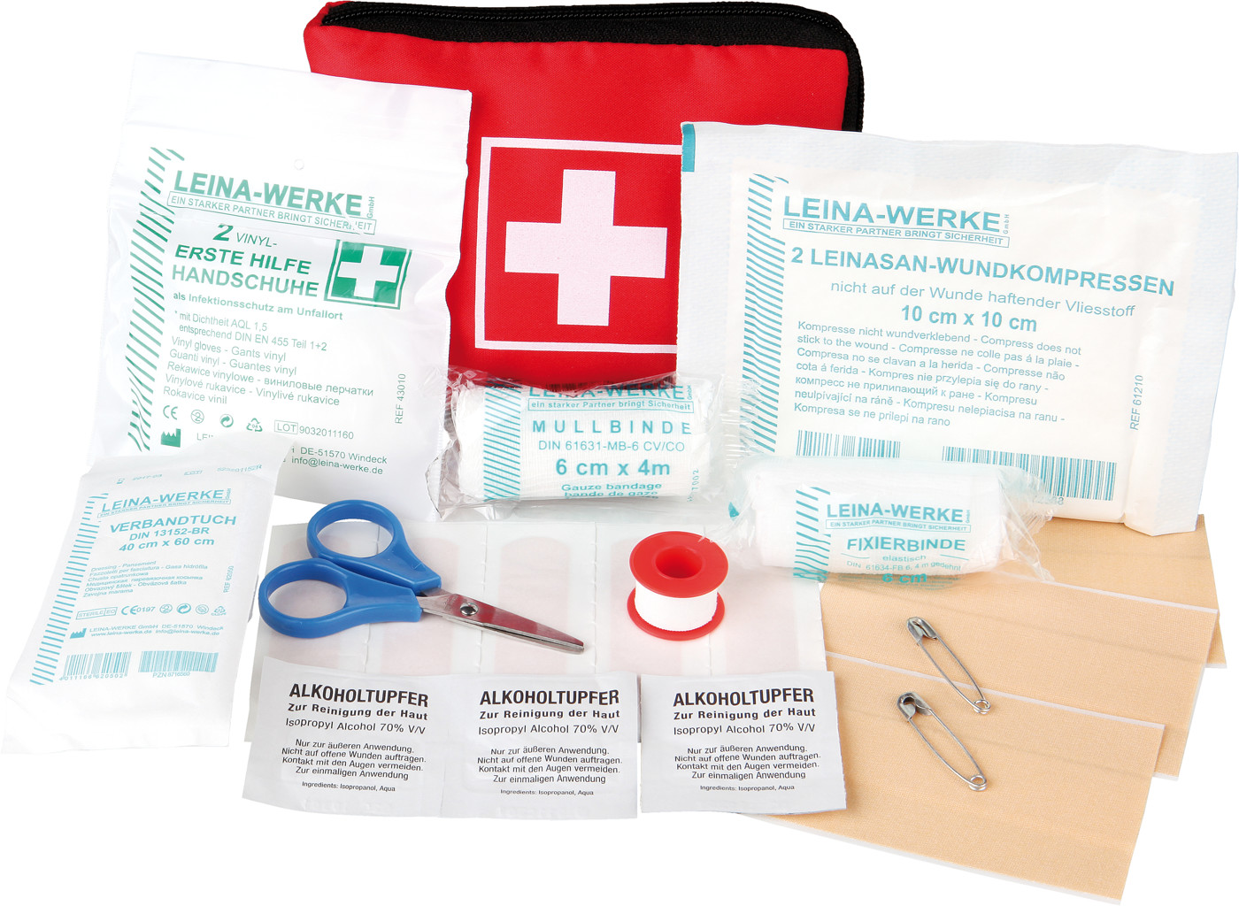 HIGH COLORADO FIRST AID KIT