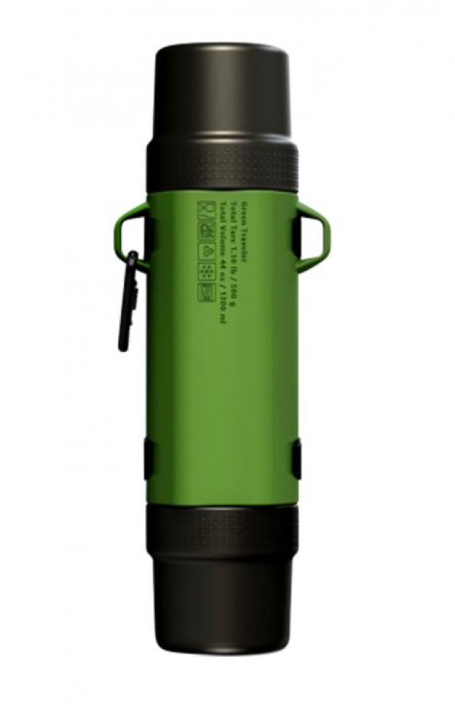 green traveler
