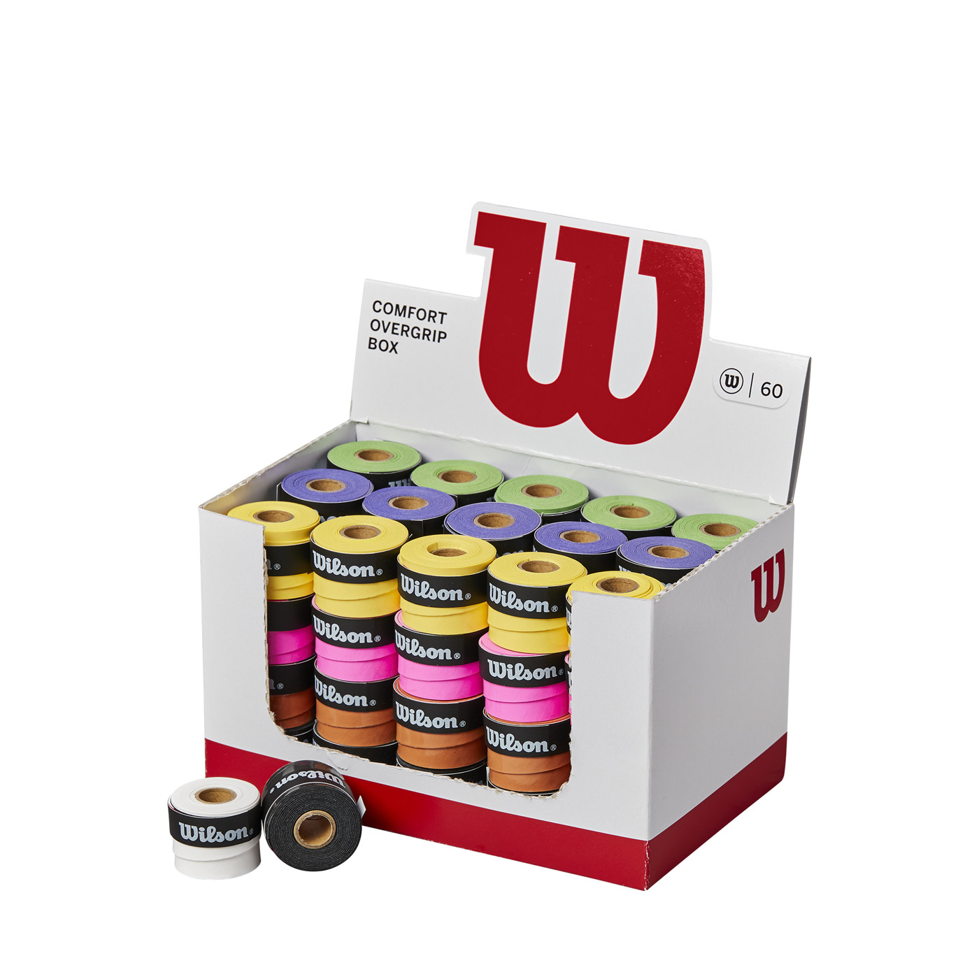 WILSON BOX OVERGRIP (ULTRA OVERGRIP)