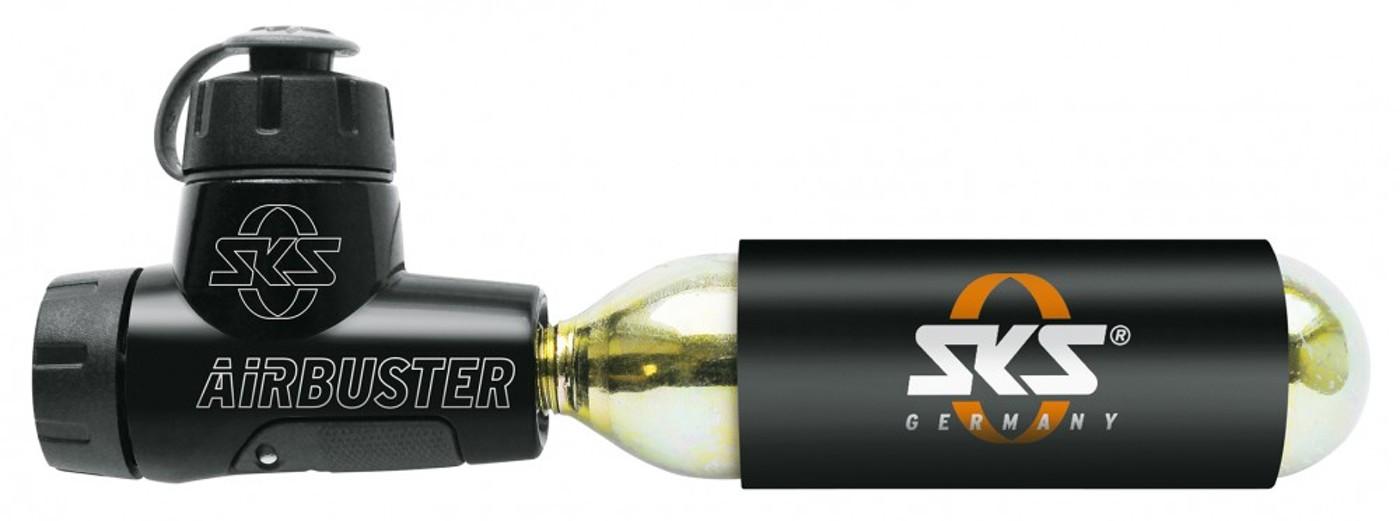 SKS Airbuster CO2-Kartuschenpumpe