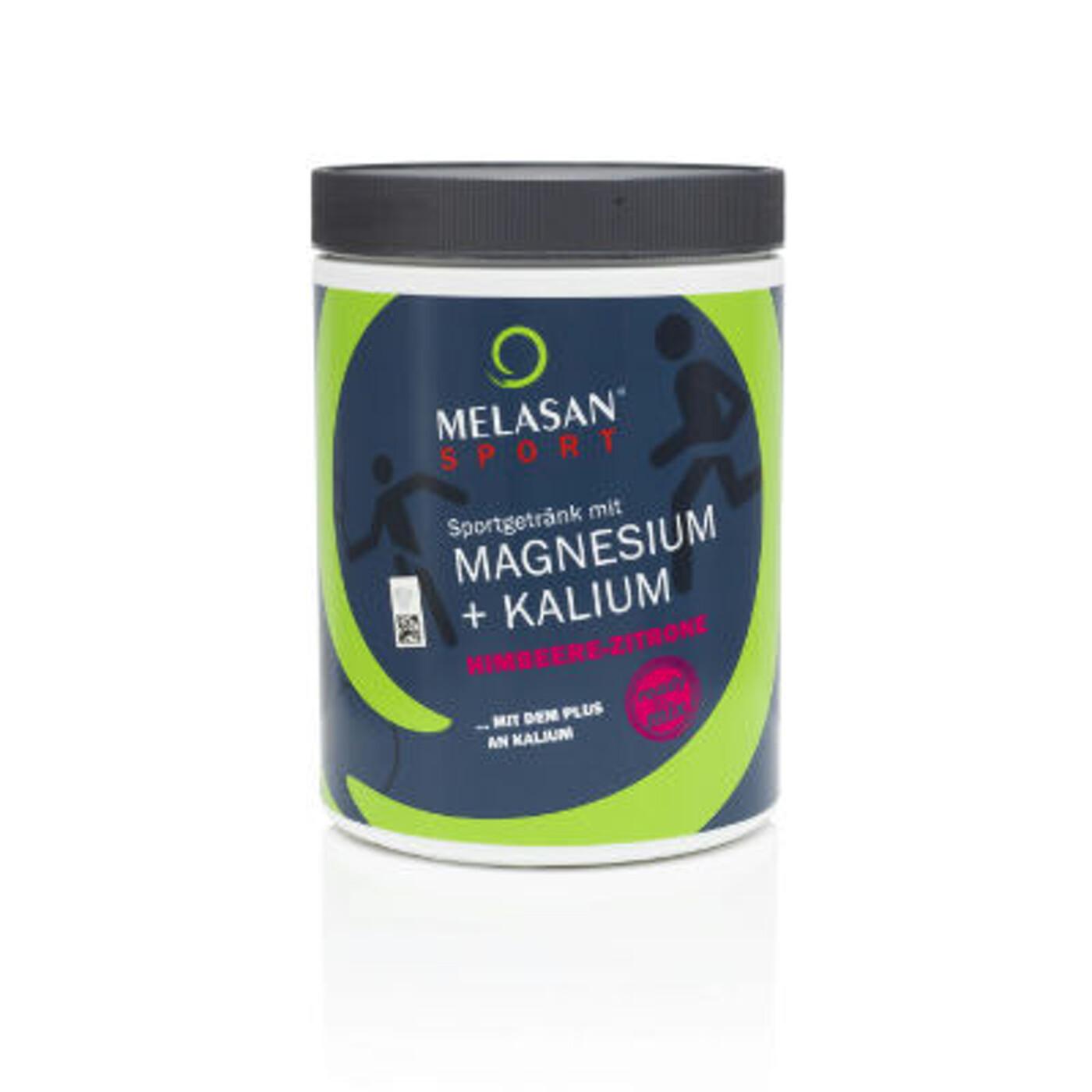 MELASAN Sportgetränk Magnesium+Kalium