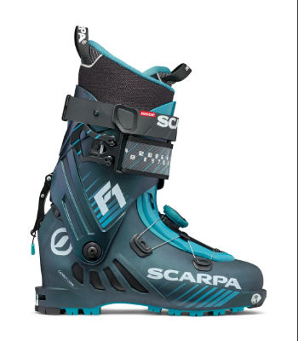 SCARPA F1 Skitourenschuh - Herren