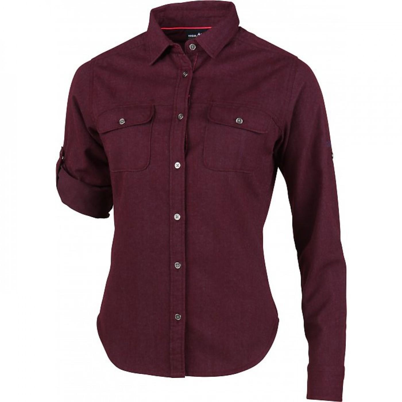HIGH COLORADO Lds. Shirt, Roll-Up CATANIA-L - Damen