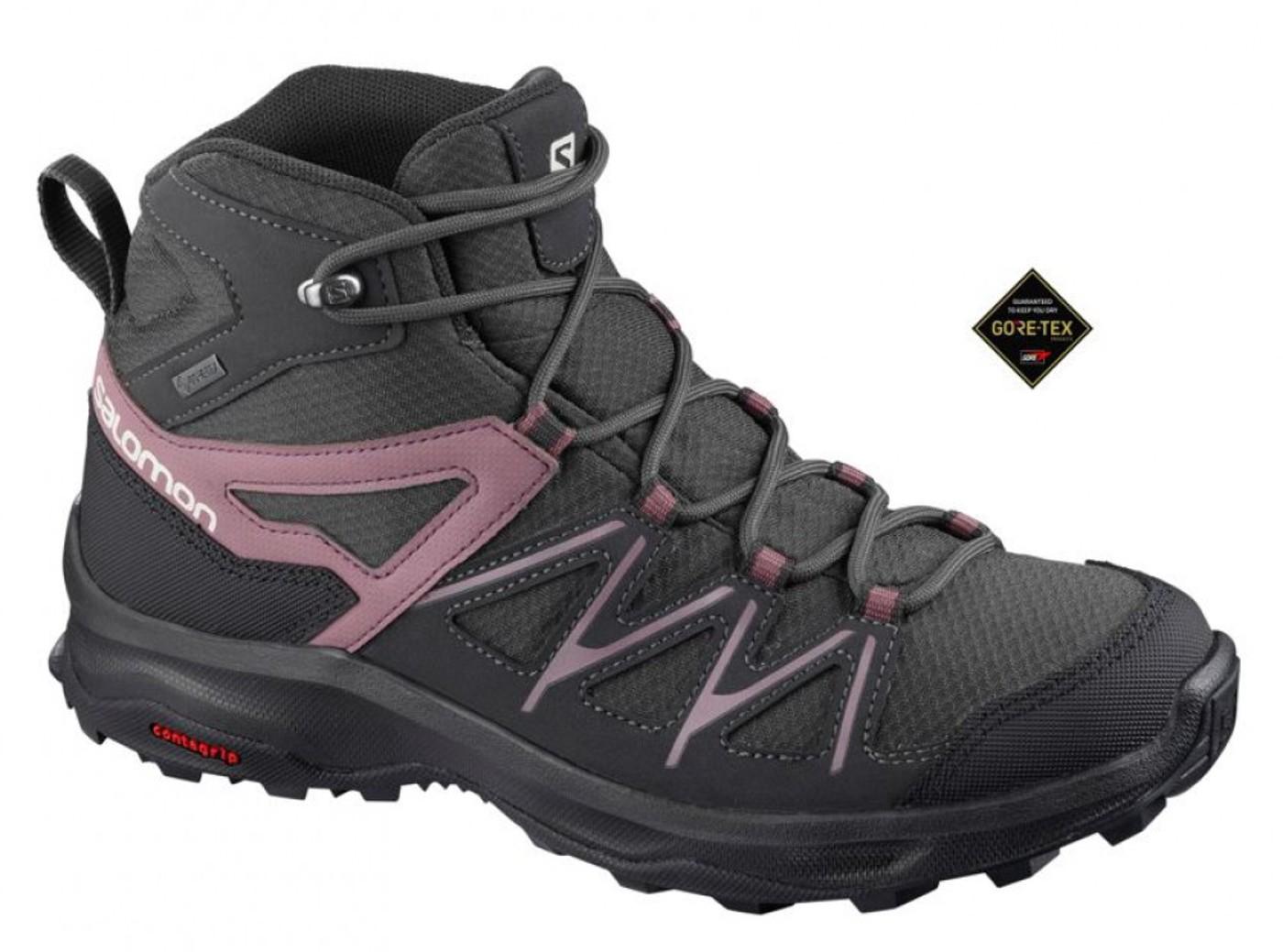 SALOMON Schuhe DAINTREE MID GTX W - Damen