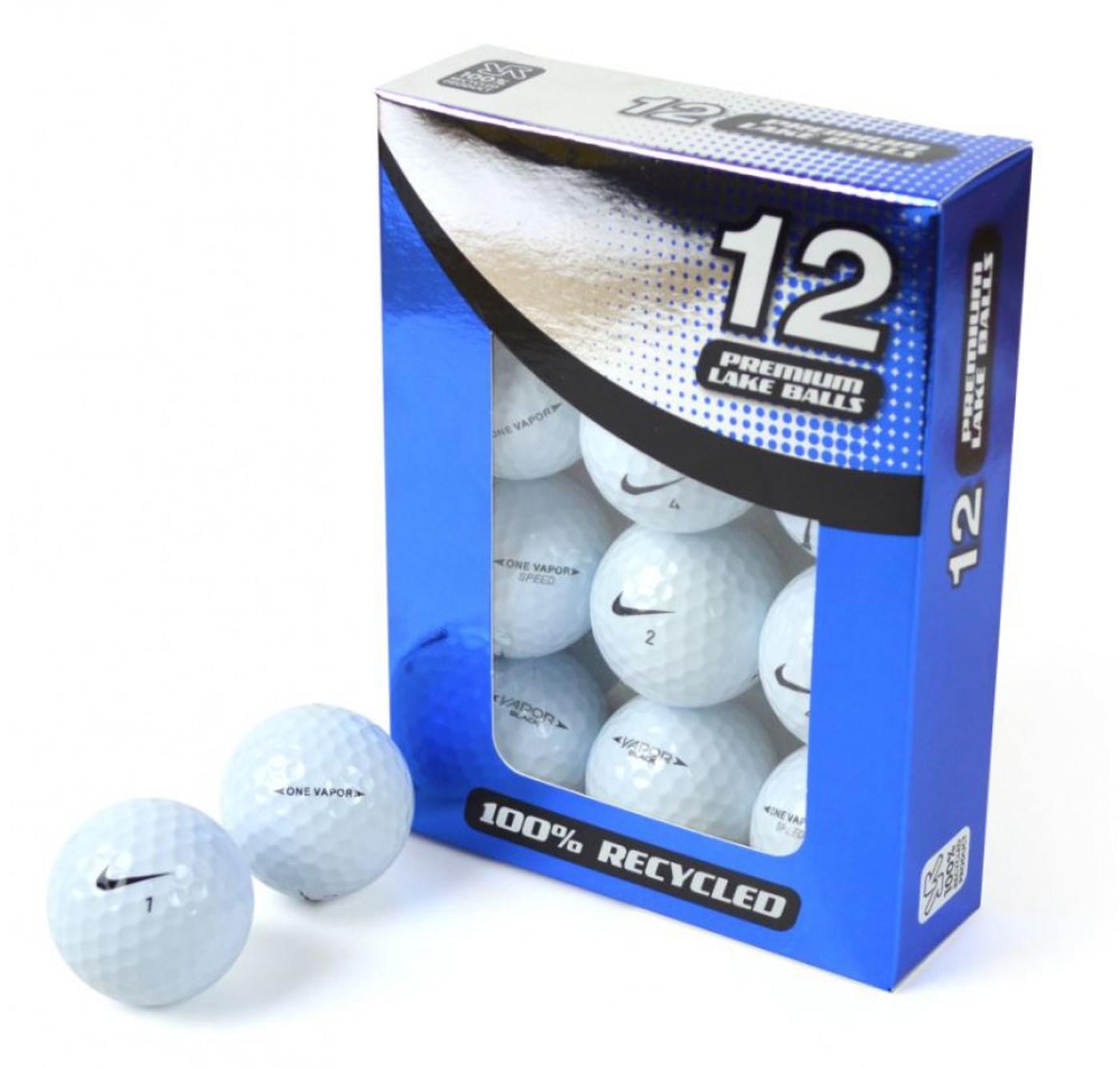 NIKE Golfbälle Mix Lake Bälle