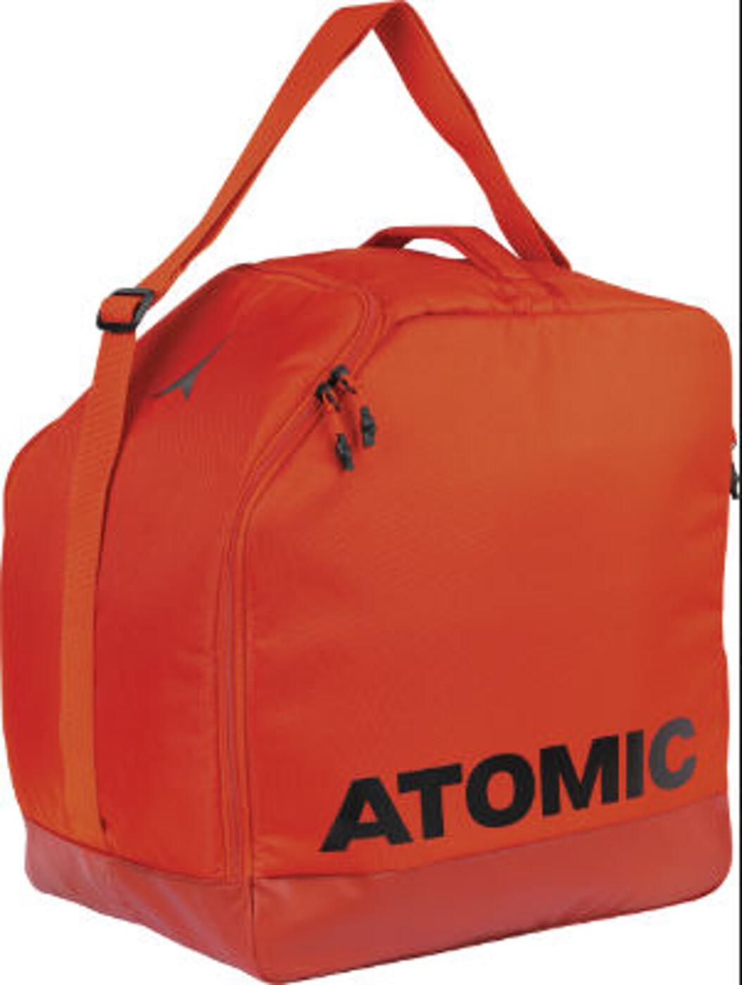 ATOMIC BOOT & HELMET BAG Bright Red/Dark Red NS