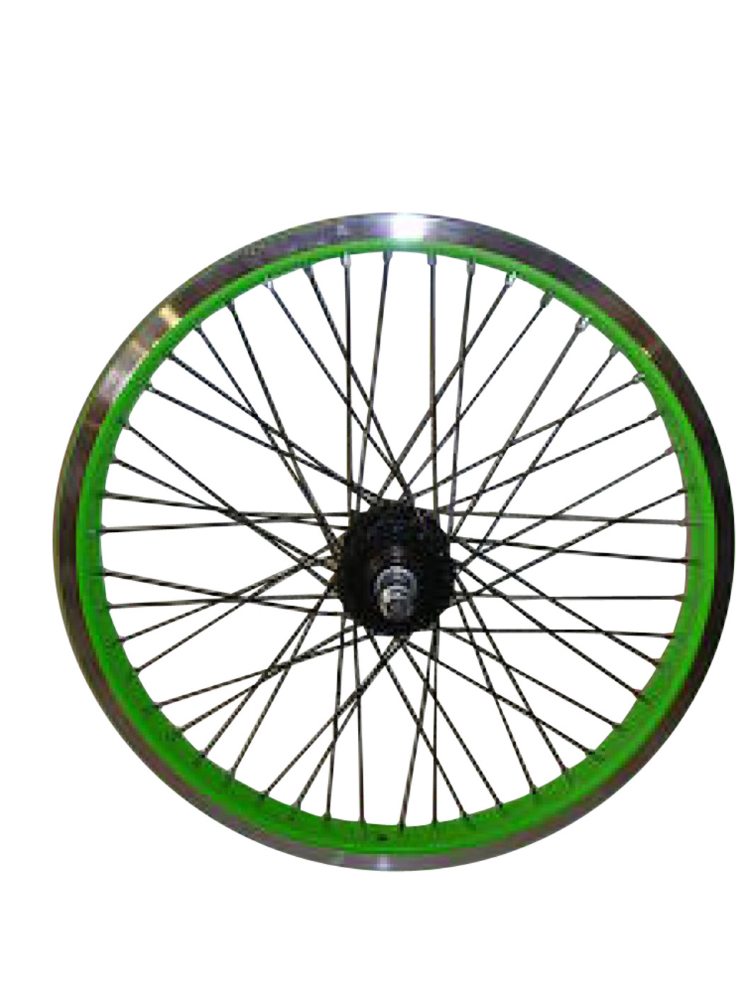 "HIGH COLORADO Felge 20"" HINTEN BMX"